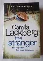 Camilla Lackberg: THE STRANGER [Paperback Book]