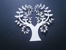 10 memory box tree of wonder die cuts