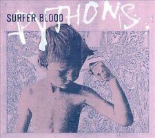 SURFER BLOOD Pythons CD NEW Digipak Warner Bros. 534734-2 indie rock
