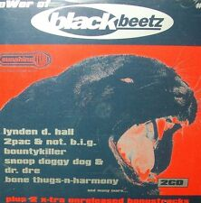 Power of blackbeetz/bountykiller 2pac & Not. B.I.G. Snoop Doggy Dog/Dr. Dre