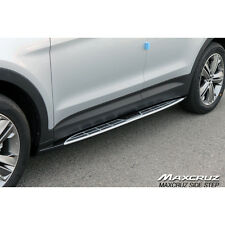 Premium Side Door Step 2p 1Set For 13-15 Hyundai Santa fe 6/7 Passenger