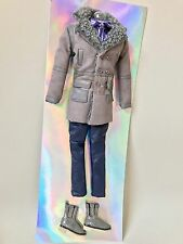 "Fashion royalty Convention Style Lab color infusion Male Doll 12"" Outfit 3"