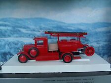 1/43 Russian (LOMO) Fire truck ZIS-5 PMZ-3