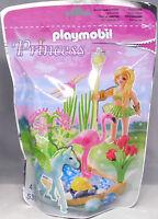 Playmobil Princess Fee 5352 Sonnenfee mit Pegasusbaby 'Sommerwind' NEU NEW