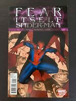 FEAR IT SELF SPIDER-MAN #1 MARVEL COMICS 2011 VF/NM