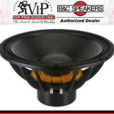 """B&C 18SW115-4 18"""" Neodymium Subwoofer Speaker Driver 3400W 4 Ohm 4.5"""" Voice Coil"""
