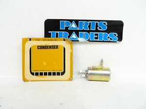 NOS Genuine Yamaha Electrical Condenser AT2 AT3 CT2 CT3 DT175 HT1 LT2