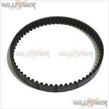 G4 Rear Belt (186mm) #504072 (RC-WillPower) G4RS Team Magic TM 1:10 1/10 Car