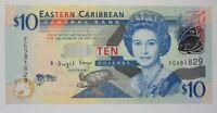 East Caribbean States - 2008 - 10 Dollars - P-48 - aUNC