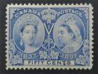 nystamps Canada Stamp # 60 Mint OG NH UN$1500 VF    S17y1758