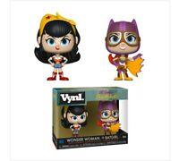 Funko DC Bombshells Vynl. Wonder Woman and Batgirl Vinyl Figure 2-Pack