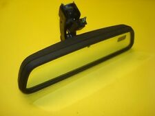 99 00 01 02 03 04 LAND ROVER DISCOVERY REAR VIEW MIRROR HOMELINK OEM