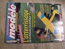 $$ Modèle magazine N°627 plan encarté avions F-22 et Micromix  Spitfire  Cobra