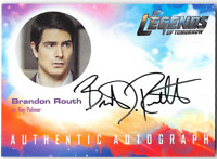 DC Legends of Tomorrow Auto Autograph Card Brandon Routh Ray Palmer BR1 Superman