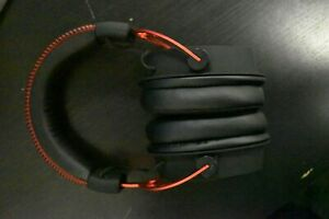 HyperX Cloud Alpha Red Over the Ear Pro Gaming Headset No Microphone