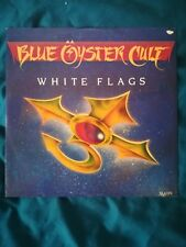 """Blue Oyster Cult - White Flags - 3 track, 12"""" Vinyl"""
