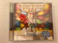 Precious Moments Sunday School Sing-Along CD Album 2007