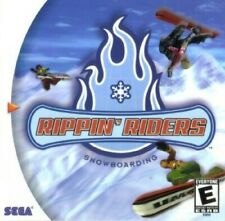Rippin' Riders Snowboarding - Dreamcast Game Disk Only