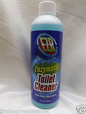 EZR Miracle Cleaner Enzymatic Toilet Cleaner with Odor Absorbers 8 fl oz bottle