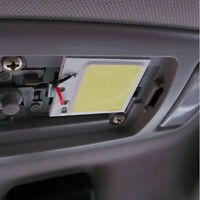48 SMD COB LED T10 4W 12V White Light Car Interior Panel Lights Dome Lamp Bulb #