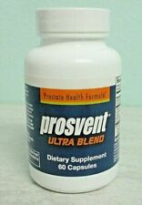 Prosvent Dietary Supplement, Supports Prostate Health - 60 capsules - 2022