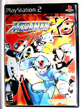 Mega Man X8 (PS2) Game & Generic Cover - Clean,Tested & Fast Shipping