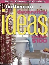NEW - Bathroom Decorating Ideas Under $100 (Better Homes & Gardens)