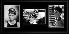 Audrey Hepburn Framed Photographs PB0003