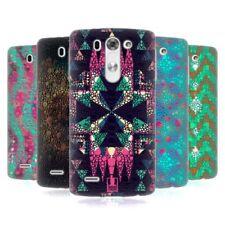 Fundas y carcasas Para LG G3 S de piel para teléfonos móviles y PDAs Head Case Designs