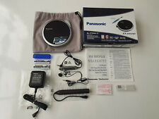 SUPER VINTAGE PANASONIC  PERSONAL / PORTABLE CD PLAYER DISCMAN  SL-CT810 D-SOUND