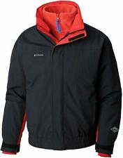 Columbia Men's 3 in 1 Bugaboo 1986 Interchange Jacket, Black/Red Small