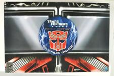 HASBRO 2011 SDCC TRANSFORMERS PRIME OPTIMUS PRIME ACTION FIGURE FIRST EDITION