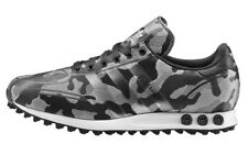 ADIDAS LA CAMO TRAINERS LIMITED EDITION SILVER UK 10 WEAVE PEGS DRESSER CASUAL