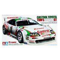Tamiya 24163 Castrol Toyota Tom's Supra GT 1/24
