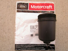 FORD 4C2Z-6766-BA MOTORCRAFT EC-767 DIESEL ENGINE OIL FILTER CAP GASKET OEM NEW