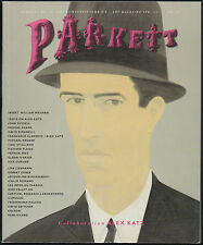 Parkett n° 21. September 1989. Alex Katz, William Wegman…