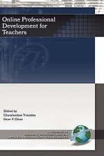 Online Professional Development for Teachers (Hc) (Current Perspectives on Appl