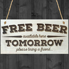 Novelty Bar & Pub Decorative Door Signs/Plaques
