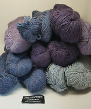 Rare Philosopher's Wool 2 Ply Traditions Cardigan Kit As Shown, Makes All Sizes