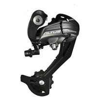 Shimano Altus RD-M370 7/8/9speed Rear Derailleur MTB Bicycle Bike SGS Fit M390