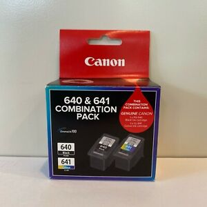 Canon 640 & 641 Combination Pack Ink