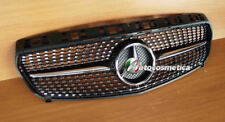 Mercedes W176 Griglia nera 12-2014 A45 Calandra Diamond AMG Design after market-