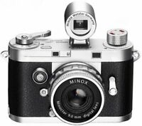 MINOX DCC 5.1 digital classic camera from Japan NEW