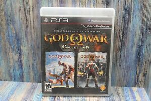 Playstation PS3 God of War Collection Tested