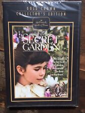 THE SECRET GARDEN (1987) New Free Ship Hallmark