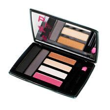 Guerlain Eyeshadow Palette Crazy Paris Neon - Grey Pink Black Beige Copper