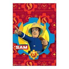 8 Paquets Sam le Pompier Sacs Butins Enfants Anniversaire Cadeau Fête Sac Cadeau