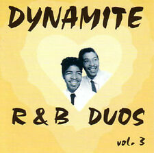 V.A. - DYNAMITE R&B DUOS Vol. 3 - Fantastic R&B CD