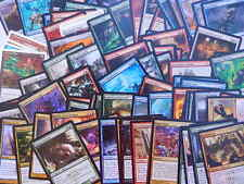 50 VERSCHIEDENE RARES englisch diverse editionen magic the gathering EXC-MINT