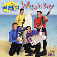 THE WIGGLES Wiggle Bay CD BRAND NEW ABC For Kids